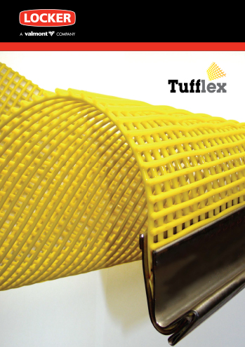 Tufflex Screening Media